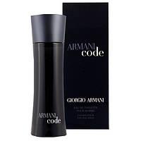 Мужская парфюмерия Armani Black Code (Армани Код) EDT 100 ml