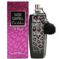 Женсая парфюмерия Naomi Campbell Cat Deluxe At Night (Наоми Кэмпбелл Кэт Делюкс найт) EDT 75 ml