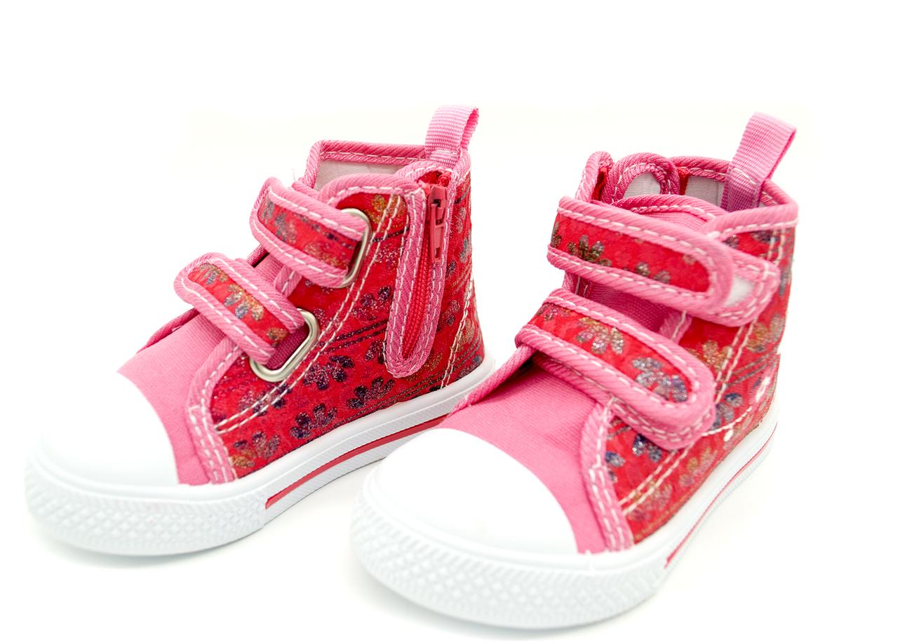 52e40eee8e52 Детские Текстильные Кеды Clibee для Девочек 20 Размер — в Категории ...