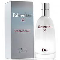 Мужская парфюмерия Christian Dior Fahrenheit 32 (Кристиан Диор Фаренгейт 32) EDT 100 ml