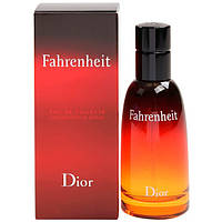 Мужская парфюмерия  Christian Dior Fahrenheit (Кристиан Диор Фаренгейт) EDT 100 ml