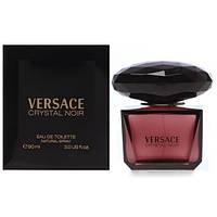 Женская парфюмерия Versace Crystal Noir (Версаче Кристал Ноир, Черный кристал) EDP 90 ml