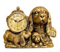 "Каминные часы ""Собачки"" Jibo 5615A, 41см"