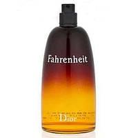 Christian Dior Fahrenheit 100 ml (тестер без крышки)