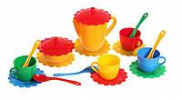 Детская посудка Ромашка (19 элементов) Тигрес