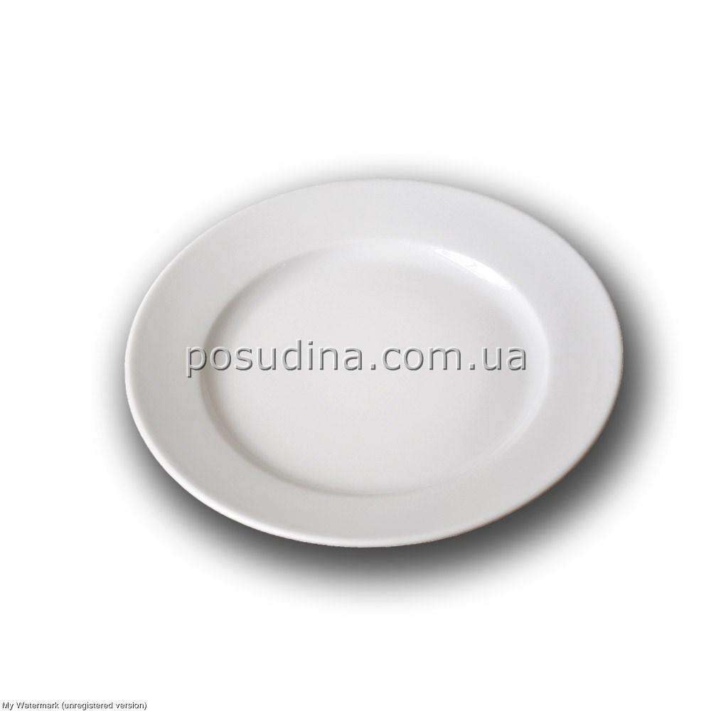 Тарелка фарфоровая Farn мелкая 190мм.