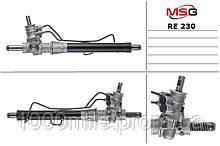 Рулевая рейка под гидро-усилитель на Renault Kangoo 2003->2008  —MSG (Италия) - RE 230