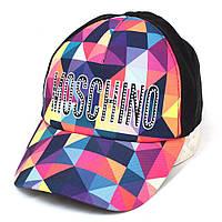 Бейсболка сублимация с регулировкой Moschino