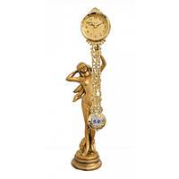 Каминные часы c маятником Афродита Jibo 203А