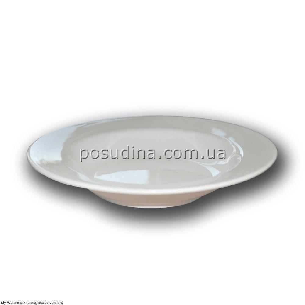 Тарелка фарфоровая глубокая Farn 240мм.