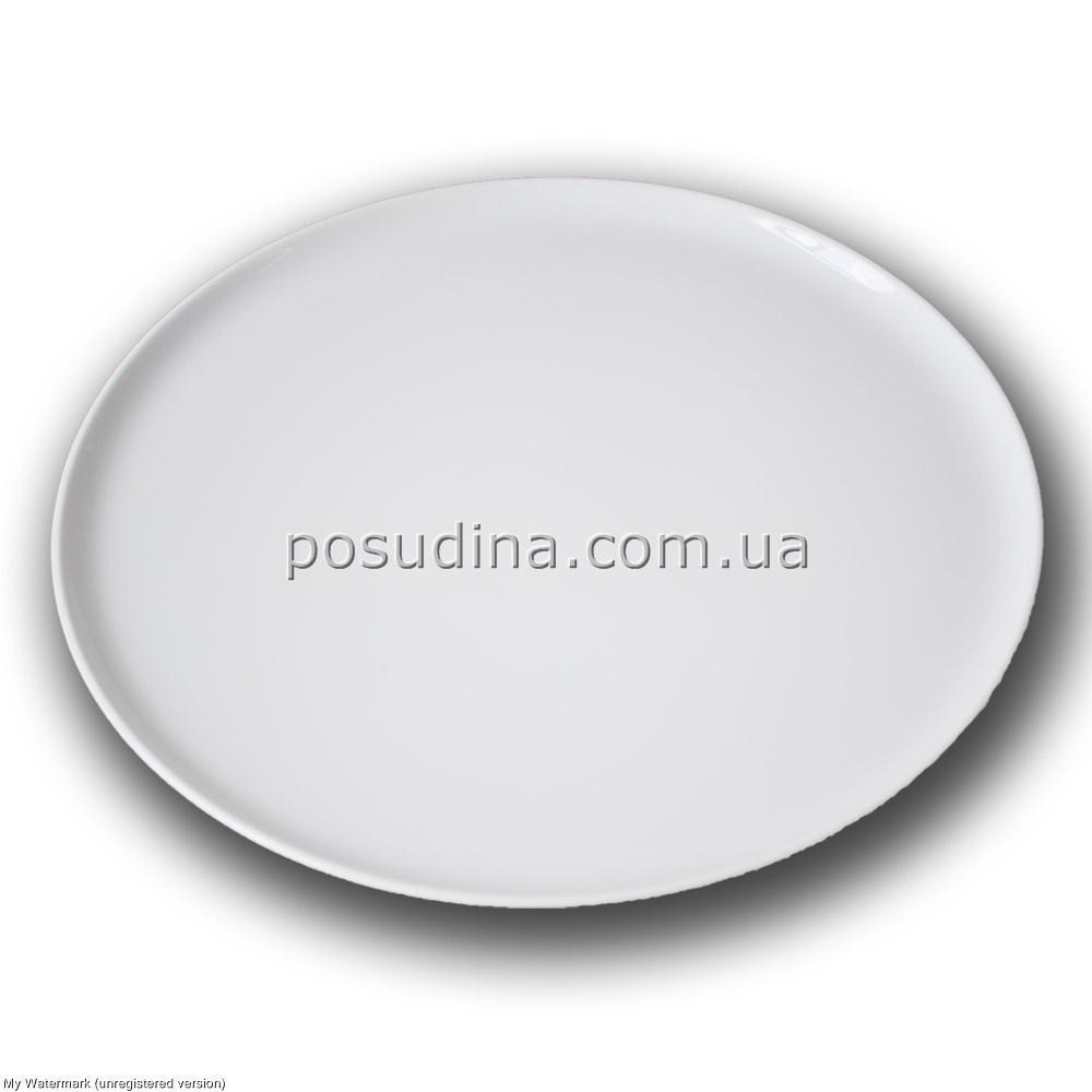Тарелка фарфоровая Farn для пиццы