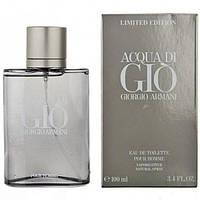 Мужская парфюмерия Armani Acqua di Gio Limited (Армани Аква ди Джио Лимитед) EDT 100 ml