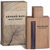 Мужская парфюмерия Armand Basi Wild Forest (Арманд Баси Вилд Форест) EDT 90 ml