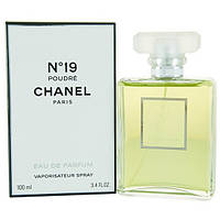Женская парфюмерия Chanel №19 Poudre (Шанель № 19 Пудра) EDP 100 ml