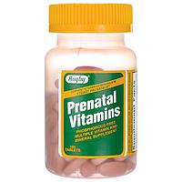 Rugby Витамины для беременных и кормящих Prenatal 100 т