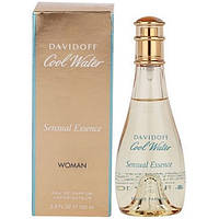 Женский парфюм Davidoff Cool Water Sensual Essence (Давидофф Кул Воте Сенсуаль Эсенс) EDP 100 ml