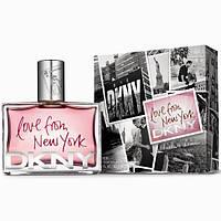Женская парфюмерия Donna Karan Love from New York Women (Лав фром Нью Йорк Вумен) EDP 100 ml
