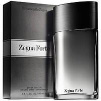 Мужской парфюм Ermenegildo Zegna Zegna Forte (Эрменеджильдо Зенья Зегна Фортэ) EDT 100 ml