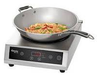 Индукционная плита с сковородкой Bartscher 105982 WOK IW 35