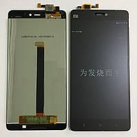 Дисплей Xiaomi Mi4s з сенсором (Чорний)