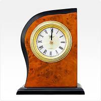 Деревянные настольные часы-будильник JIBО PT910-1100-2