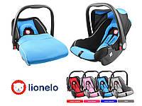 Автокресло кровать кресло детское для младенцев LIONELO NOA 0-13kg