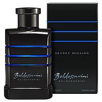 Мужской парфюм Hugo Boss Baldessarini Secret Mission (Хьюго Босс Балдессарини Сикрет Мишн) EDT 90 ml