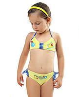 Keyzi Детский раздельный купальник для девочек SNAIL р104,110