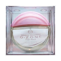 Женская парфюмеия Sergio Tacchini O-Zone Pink Wave (Серджио Тачини Пинк Вейв) EDT 100 ml