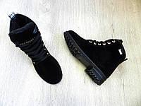 Женские зимние ботинки 2-134 36