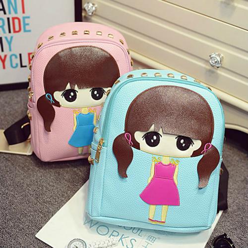 рюкзак маленький для девочки