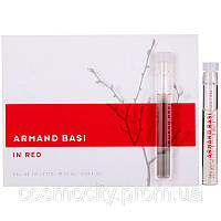 Armand Basi In Red vial (Пробник Арманд Баси Ин Ред) EDT 1.2 ml
