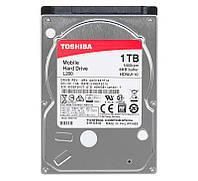 "Жесткий диск 2.5"" 1Tb Toshiba L200, SATA3, 8Mb, 5400 rpm (HDWJ110UZSVA)"
