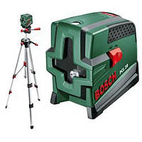 Нивелир лазерный линейный Bosch PCL 20 Set