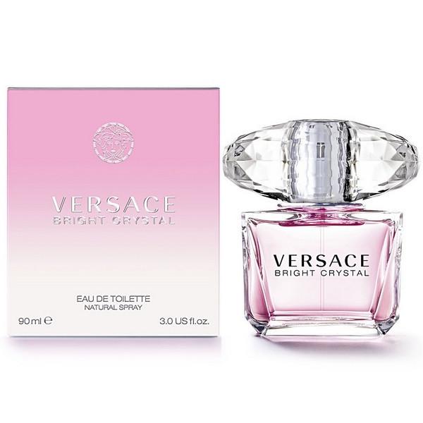 Женская парфюмерия Versace Bright Crystal (Версаче Брайт Кристал) EDT 90 ml  - Dians в 16c76308e4f62