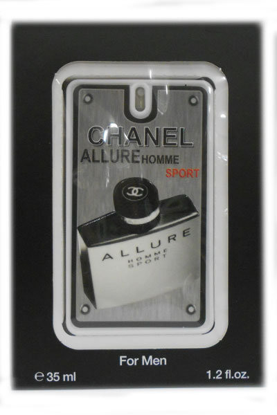 Chanel Allure Homme Sport (Шанель Алюр Хом Спорт) EDT 35 ml - Dians в Киеве