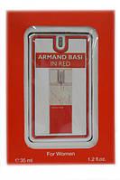 Armand Basi In Red (Арманд Баси Ин Ред) EDT 35 ml