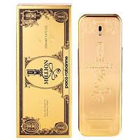 Мужская парфюмерия Paco Rabanne 1 Million $ (Dollar) (Пако Рабанн Ван Мильян Доллар) EDT 100 ml