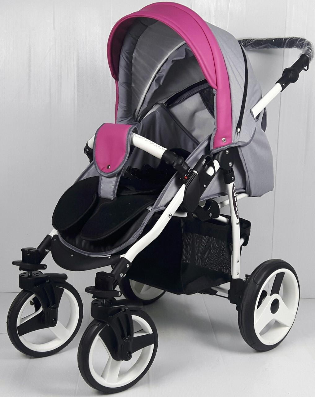 Детская коляска NESTOR ACTIVE RAINBOW HIT прогулочная - Интернет-магазин  детских товаров и мебели SIGNAL 595224b0ea2