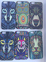 Чехлы для iPhone 6S серии Animals!