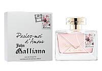 Женская парфюмерия John Galliano Parlez-Moi d'Amour  ( Джон Гальяно Пэрлэс-Май дэ Амур) EDT 80ml
