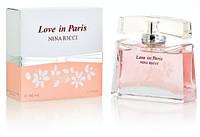 Женский парфюм Nina Ricci Love in Paris Fleur de Pivoine EDP 50ml