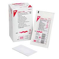 "Пластырь стерильный ""3M Medipore+Pad 3564E"", гипоаллергенный, 6х10 см"