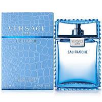 Мужской парфюм Versace Man Eau Fraiche (Версаче Мэн Оу Фрэйч) EDT 100 ml