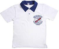 Красивая футболка-поло для мальчика Seo (6-12 лет)
