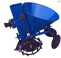 Картофелесажатель Кентавр  К-1Ц (синий)