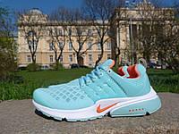 Женские кроссовки Nike Air Presto Blue sky. Живое фото. Топ качество! (аир престо, эир престо)