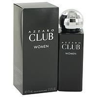 Женская парфюмерия Azzaro Club Women EDT 75 ml