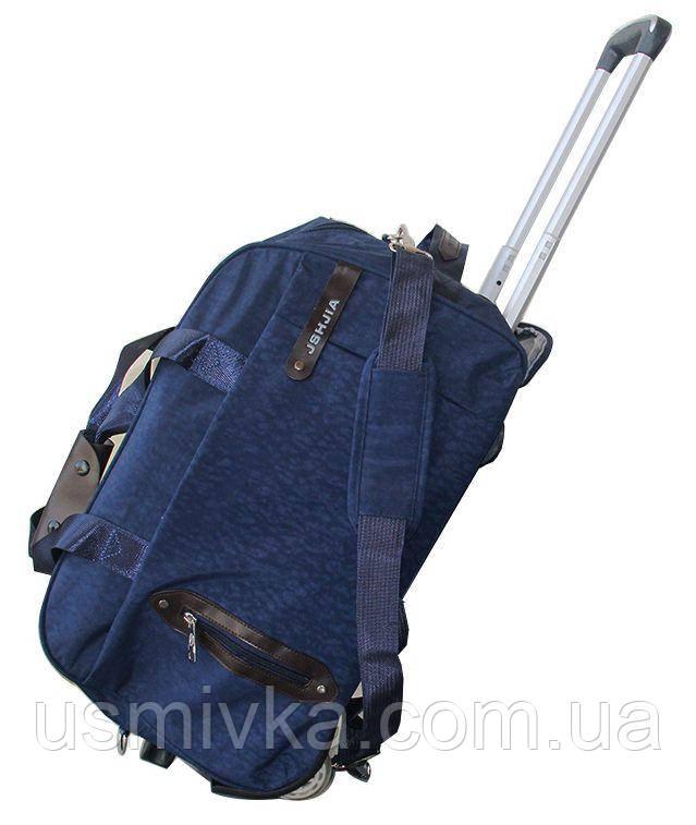 Удобная и надежная сумка на колёсах RS53025213