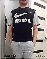 Мужская футболка Nike 553 Ник